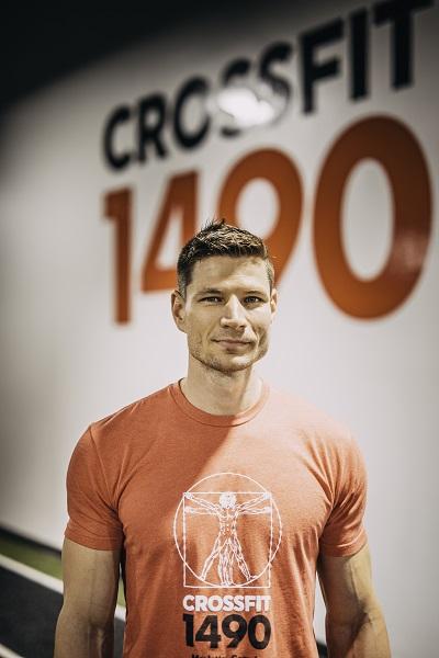Aaron Houchin - CrossFit 1490