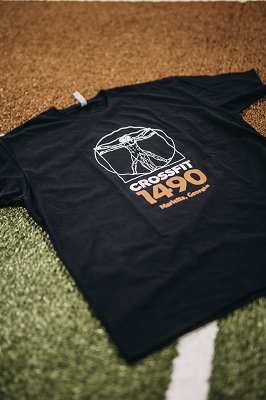 T-shirt - CrossFit 1490